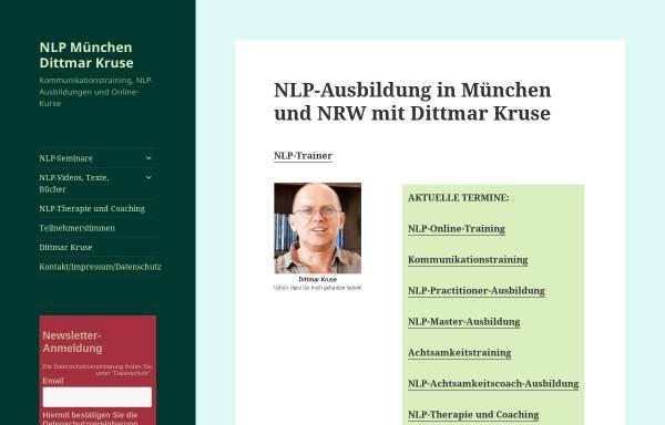Vorschau von www.dittmar-kruse.com, Kruse, Dittmar