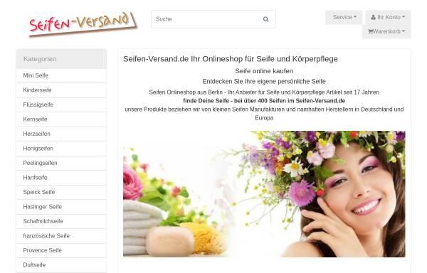 Vorschau von www.seifen-versand.de, Seifen-Versand, Volkmar Syring