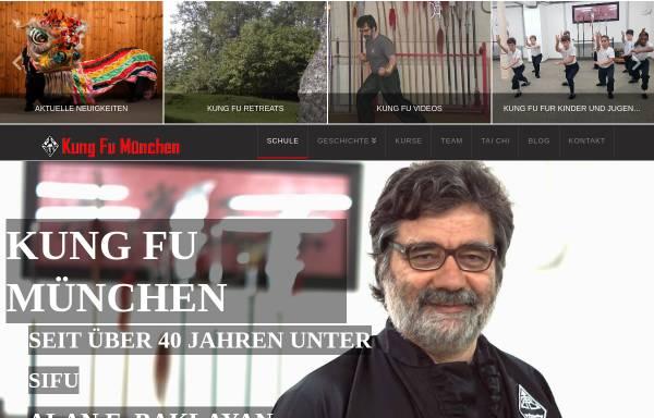 Vorschau von kung-fu-muc.de, Münchner Kung Fu Sportschule GmbH
