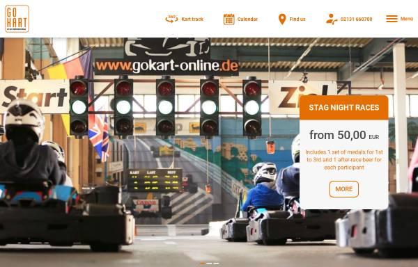 Vorschau von www.gokart-online.de, RS Speedworld Indoor-Karting GmbH