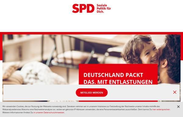 Vorschau von www.spd.de, SPD Delmenhorst