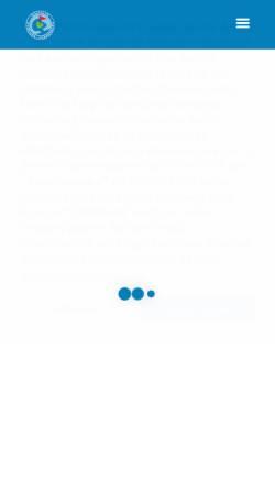 Vorschau der mobilen Webseite www.golfclub-ahrensburg.de, Ahrensburger Golfclub