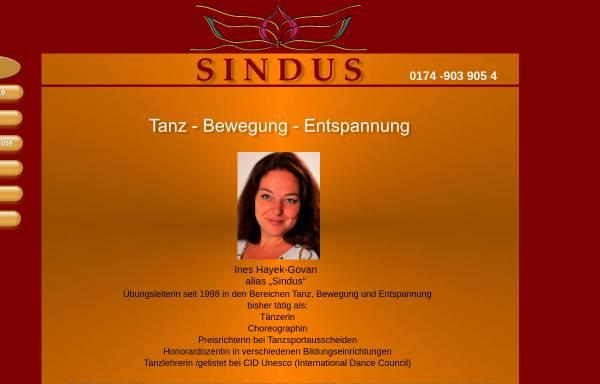Vorschau von www.sindus.de, Sindus