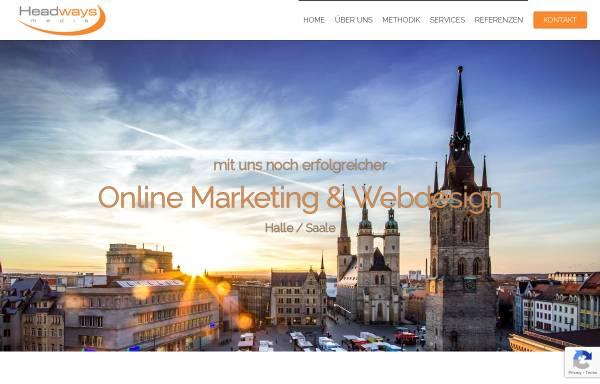Vorschau von www.headways.de, Headways SEO Consulting