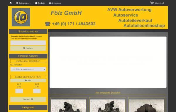 Vorschau von www.avw-autoverwertung.de, AVW - Autoverwertung Wolf Strotherm GmbH