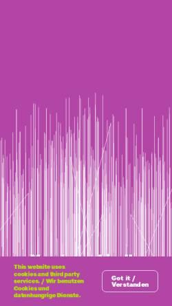 Vorschau der mobilen Webseite www.diedickenpuppen.de, Die dicken Puppen.
