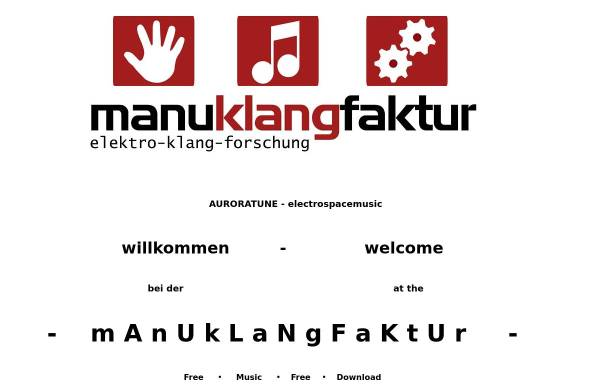 Vorschau von www.manuklangfaktur.de, Manuklangfaktur