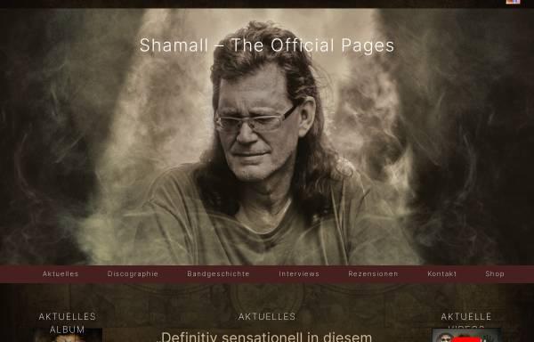 Vorschau von www.shamall.com, Shamall