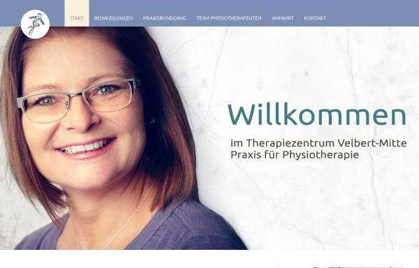 Vorschau von www.physiotherapie-in-velbert.de, Praxis für Physiotherapie und Krankengymnastik Ricardo Madrid