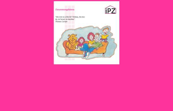 Vorschau von www.ipzdelmenhorst.de, Individualpsychologisches Zentrum Familie und Erziehung