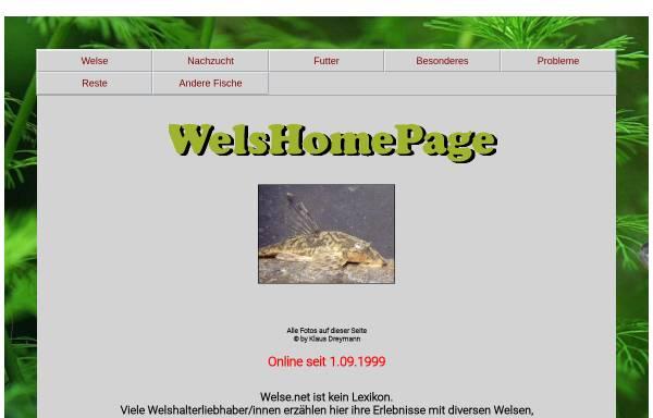 Vorschau von www.welse.net, WelsHomePage