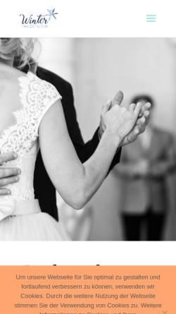 Vorschau der mobilen Webseite www.tanzstudio-graf.de, Tanzstudio Graf, Christine Graf