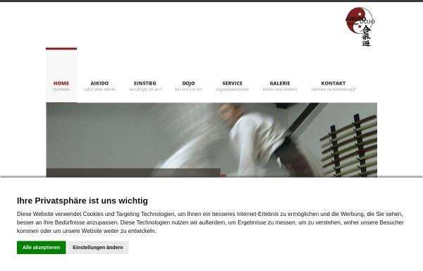 Vorschau von www.aikidojo.de, Aikido-Dojo Muenster
