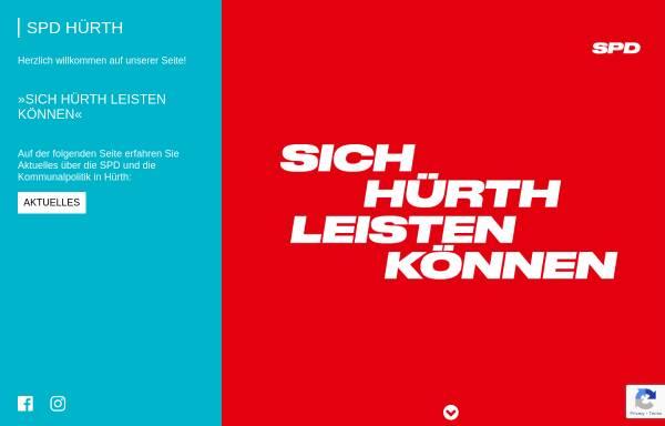 Vorschau von www.spd-huerth.de, SPD-Ortsverein Hürth