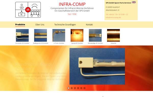 Vorschau von infra-comp.de, Infra Comp