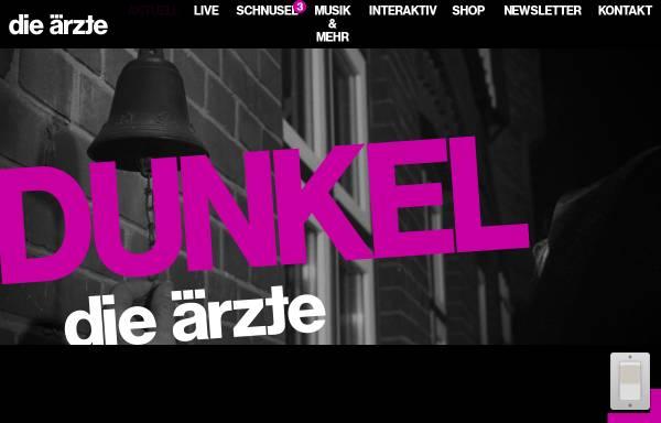 Vorschau von www.bademeister.com, Die beste Band der Welt