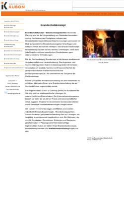 Vorschau der mobilen Webseite www.ing-kubon.de, Ingenieurbüro Kubon, Inhaberin Dr.-Ing. Christiane Kubon
