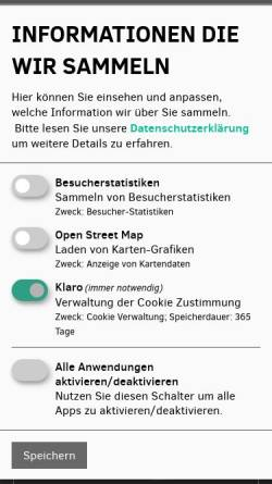 Vorschau der mobilen Webseite www.aktionauto.de, Autohaus Eggers GmbH