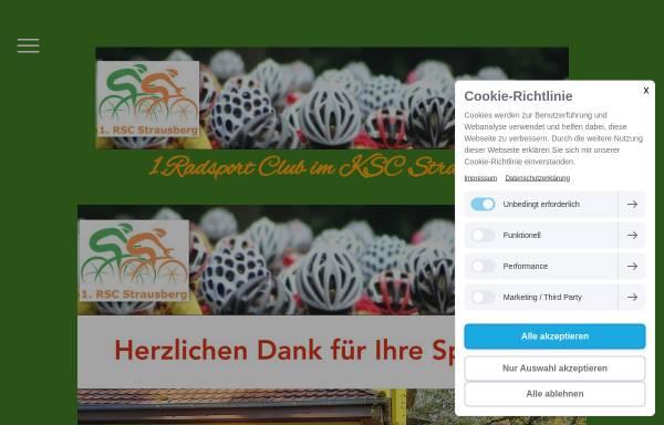 Vorschau von www.rsc-strausberg.de, 1. Radsportclub im KSC Strausberg e.V.