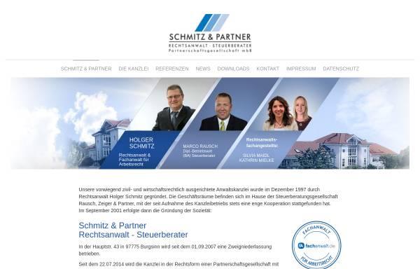 Vorschau von www.schmitz-ra.de, Schmitz & Collegen