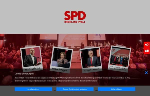 Vorschau von www.spd-rlp.de, SPD Rheinland-Pfalz