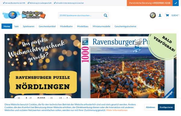 Vorschau von www.moehnle.de, Spielwaren Möhnle