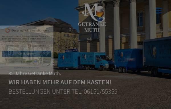 Getränke Muth, Darmstadt-Eberstadt: Nahrungs- und Genussmittel ...