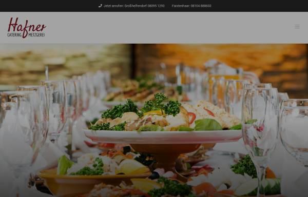 Vorschau von www.metzgerei-hafner.com, Metzgerei Hafner