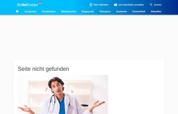 NetDoktor.at: Nierenkrebs, Niere und Harnwege netdoktor.at