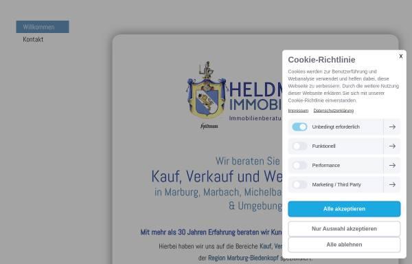 Vorschau von www.heldmannimmobilien.de, Heldmann-Immobilien