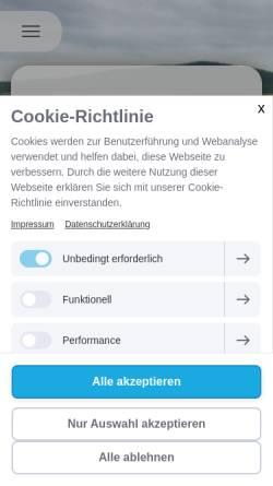 Vorschau der mobilen Webseite www.heldmannimmobilien.de, Heldmann-Immobilien