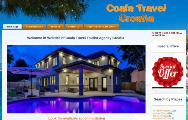 Vorschau von www.coala-travel.com, Coala-Travel
