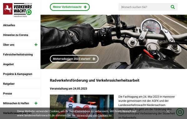 Vorschau von www.landesverkehrswacht.de, Landesverkehrswacht Niedersachsen e.V.