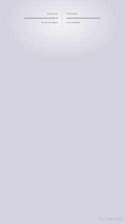 Vorschau der mobilen Webseite bundesverband-brennholz.de, Bundesverband Brennholzhandel und Brennholzproduktion e.V.