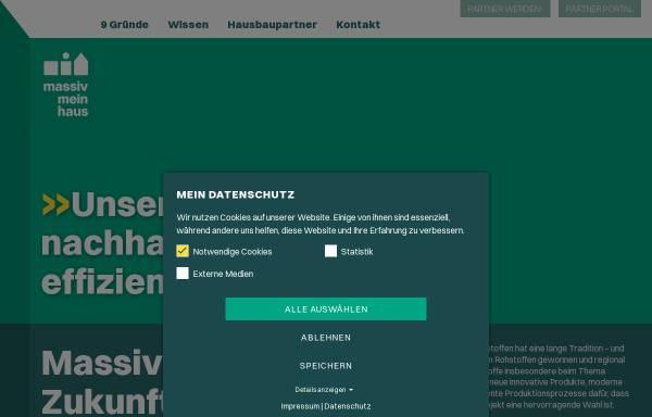 Massiv Mein Haus e.V.: Wirtschaft, Friedberg massiv-mein-haus.de