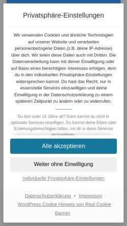 Vorschau der mobilen Webseite www.lpk-bawue.de, Landespressekonferenz Baden-Württemberg e.V.