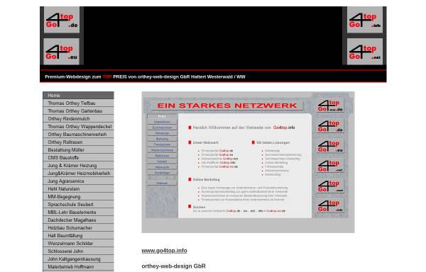 Vorschau von www.orthey-web-design.de, Orthey-Web-Design
