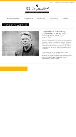 Vorschau der mobilen Webseite pl-innovation.com, Peter Langendorf Strategie und Technische Innovationen