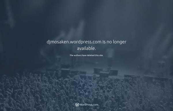 Vorschau von djmosaken.wordpress.com, DJ Mosaken