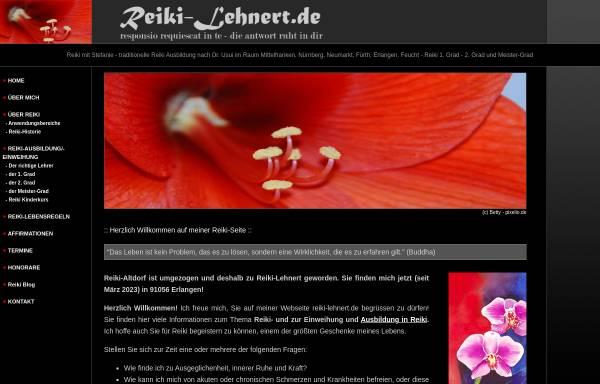 Vorschau von www.reiki-altdorf.de, Stefanie Weigle