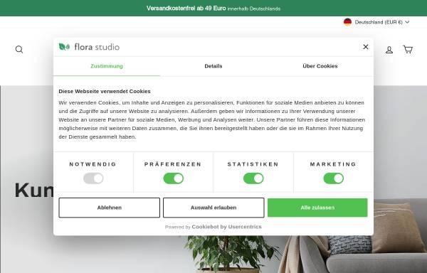 Vorschau von www.kunstblume.de, Flora Studio Berlin