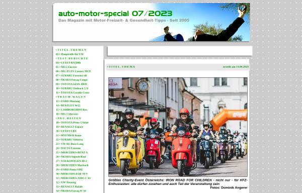 Vorschau von www.motorpress-austria.com, Auto-Motor-Special