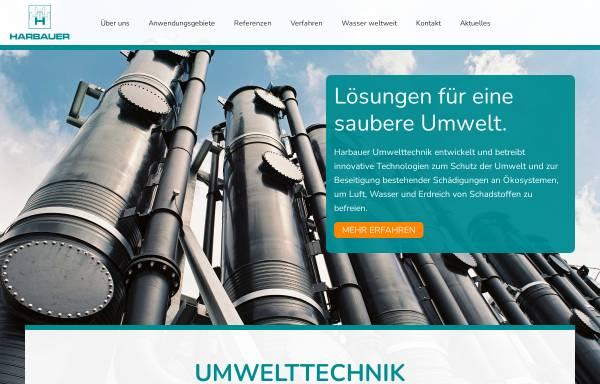 Vorschau von www.harbauer-berlin.de, Harbauer GmbH