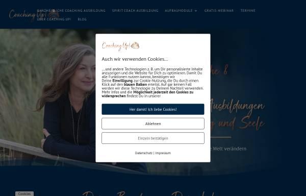 Vorschau von www.coaching-up.de, Coaching up! - Dipl.-Psych. Angelika Gulder