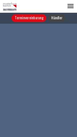 Musterhaus Küchen Deutschland Gmbh Co Marketing Für Küchen