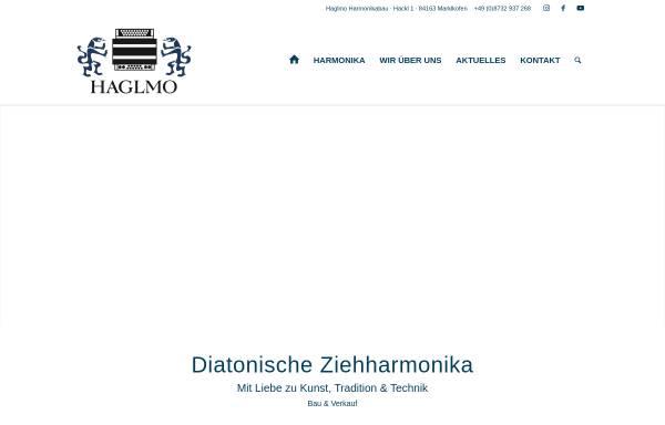 Vorschau von www.haglmo-harmonika.de, Haglmo Diatonische Ziehharmonikas