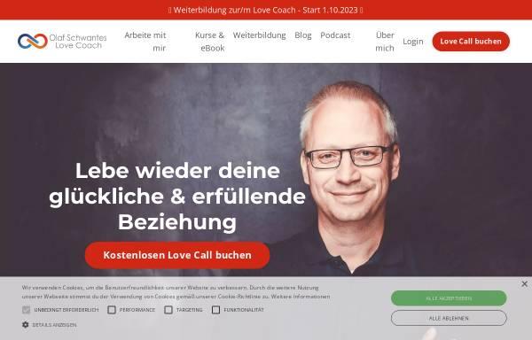 Vorschau von www.coach-paarberatung.de, Olaf Schwantes - Paarberater und Business-Coach