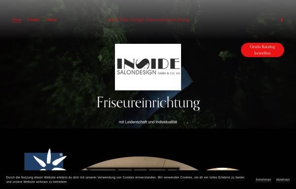 Vorschau von friseursaloneinrichtung.de, Inside Salon-Design GmbH&Co.KG