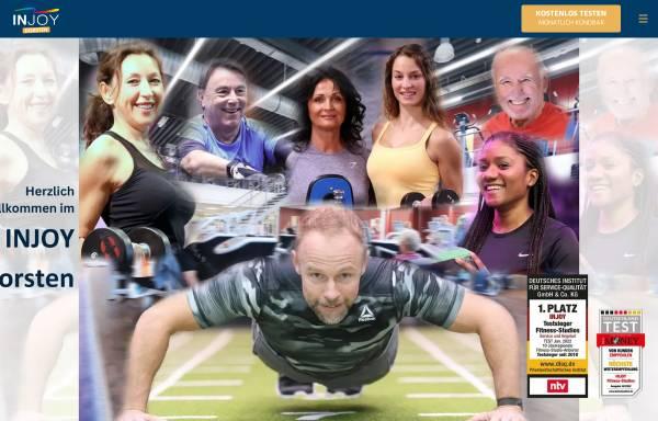 Vorschau von www.injoy-dorsten.de, Injoy
