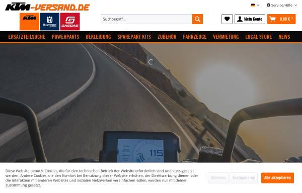 Vorschau von www.ktm-versand.de, MRS RAU Racing GbR